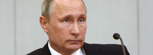 Vladimir Poutine s'invite à Paris