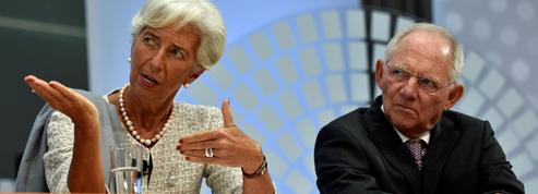 L'Allemagne sous la double pression du FMI