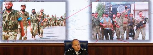 Moscou renforce ses bases aériennes en Syrie