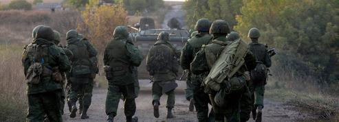 L'est de l'Ukraine frappé par des tirs d'artillerie