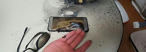La crise du Note7 pourrait coûter 17milliards de dollars à Samsung