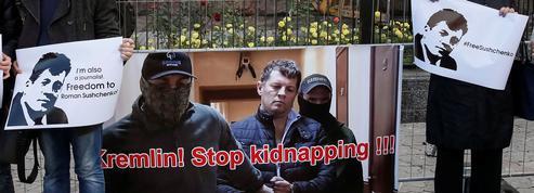 Moscou embastille le journaliste Souchtchenko