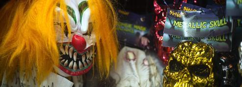 Après l'Amérique, les clowns sinistres effraient l'Angleterre