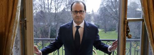 Un livre qui tombe bien mal pour François Hollande