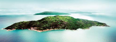 L'île-hôtel, le label Seychelles