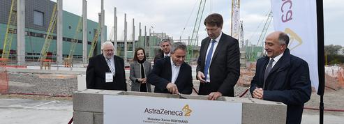 Le laboratoire AstraZeneca investit à Dunkerque
