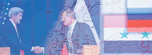 Syrie : John Kerry, le Don Quichotte de la diplomatie d'Obama