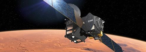 Barack Obama veut envoyer des hommes sur Mars