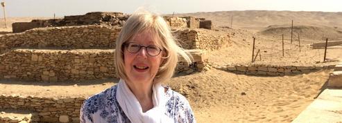 Égypte : Christiane Ziegler, retour à Saqqarah