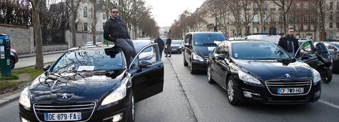 La bataille des taxis et VTC au Sénat