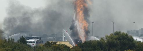 Explosions dans deux sites de BASF en Allemagne