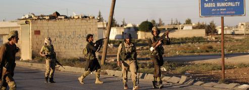 En Syrie, les djihadistes cèdent Dabiq, leur ville symbole, sans résister