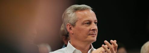 Le Maire accuse Macron de «faire le jeu des extrêmes»