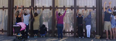 Amères retrouvailles à la frontière américano-mexicaine