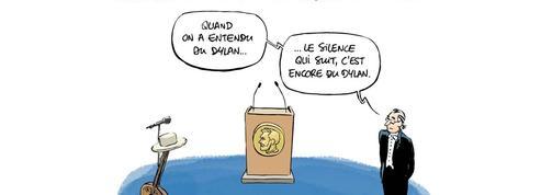 Le dessin d'Ixène : «La médaille dort»