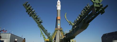 Dernier départ pour l'ISS avant l'arrivée du Français Thomas Pesquet