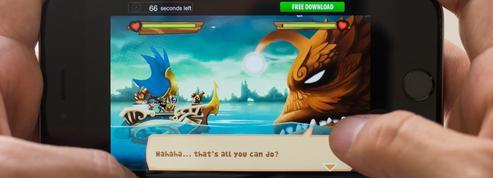 Jeux mobiles : le français Playdigious veut créer des publicités jouables