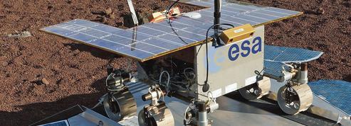 Un rover européen partira pour Mars en 2020