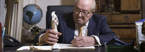 À Montretout, ultime branle-bas de combat pour Jean-Marie Le Pen