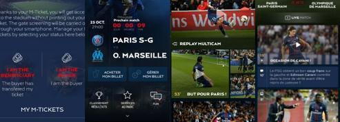 Paris promet aux spectateurs du Parc des Princes une expérience unique dès PSG-OM