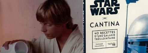 Star Wars Cantina ,les recettes de la grande bouffe intergalactique