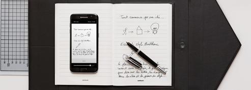 Montblanc réconcilie l'écriture et le numérique