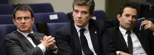 L'appel au rassemblement de Valls ne convainc pas Montebourg et Hamon