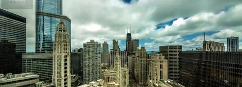 Chicago sublimée dans une vidéo time-lapse