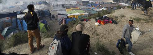 La «jungle» de Calais presque désertée