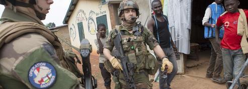 Centrafrique: Le Drian officialise la fin de l'opération «Sangaris»