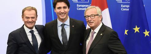 Libre-échange : l'accord entre l'UE et le Canada est enfin signé