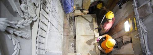 Le tombeau du Christ ouvert pour la première fois depuis 1809