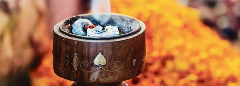 Encens : 6000 ans de mystère partis en fumée