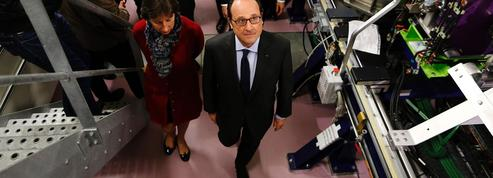 François Hollande veut prouver qu'il n'est pas un «mort-vivant»
