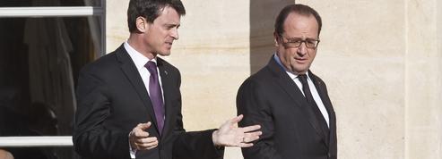 Guillaume Perrault: «Hollande-Valls, la chute sans fin»