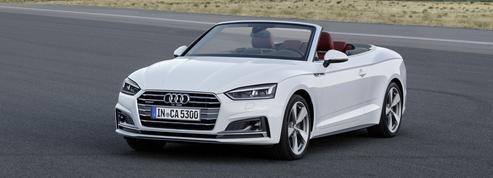 Audi A5 Cabriolet, en prévision des beaux jours