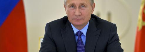 Poutine mobilise la patrie russe