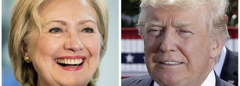 Présidentielle américaine : le duel des programmes de Clinton et Trump