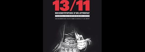 Attentats de Paris : l'album BD qui s'attaque aux sombres desseins des terroristes
