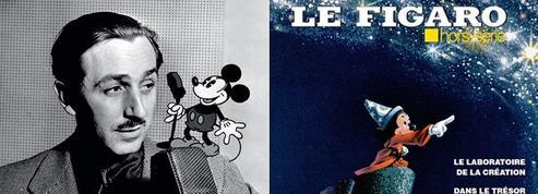 Walt Disney, passeur d'histoires