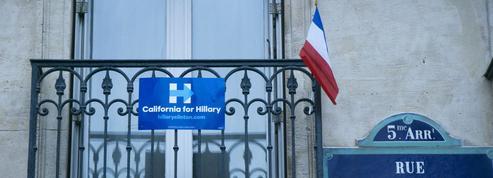 Présidentielle américaine : les Européens votent Hillary Clinton