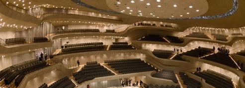 La Philharmonie de Hambourg franchit le mur du son