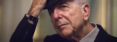 Leonard Cohen, le grand poète de la chanson, est mort