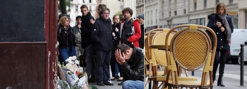Un an après les attentats, les photos qui montrent que la vie a repris