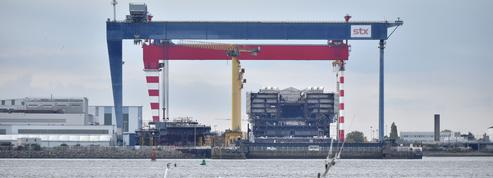 Les chantiers navals STX évitent de justesse la liquidation