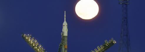 Suivez en direct le décollage de l'astronaute français Thomas Pesquet vers l'ISS