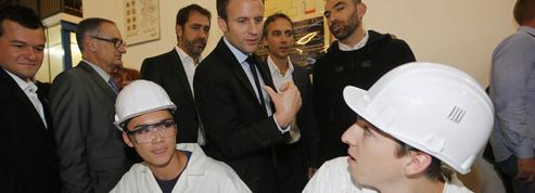 La candidature de Macron vient accentuer les dissensions au sein du PS