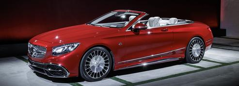 Mercedes-Maybach S 650 Cabriolet, le luxe en série limitée