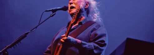 David Crosby, l'oiseau rare du rock américain