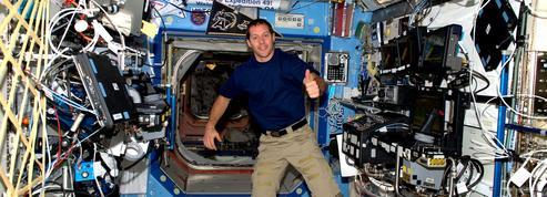 Revivez la conférence de presse de Thomas Pesquet depuis l'espace
